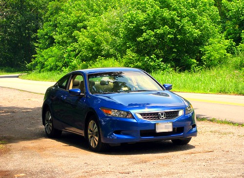 Honda Accord Coupe >> 2008 honda accord coupe lx-s, belize blue | Flickr - Photo Sharing!