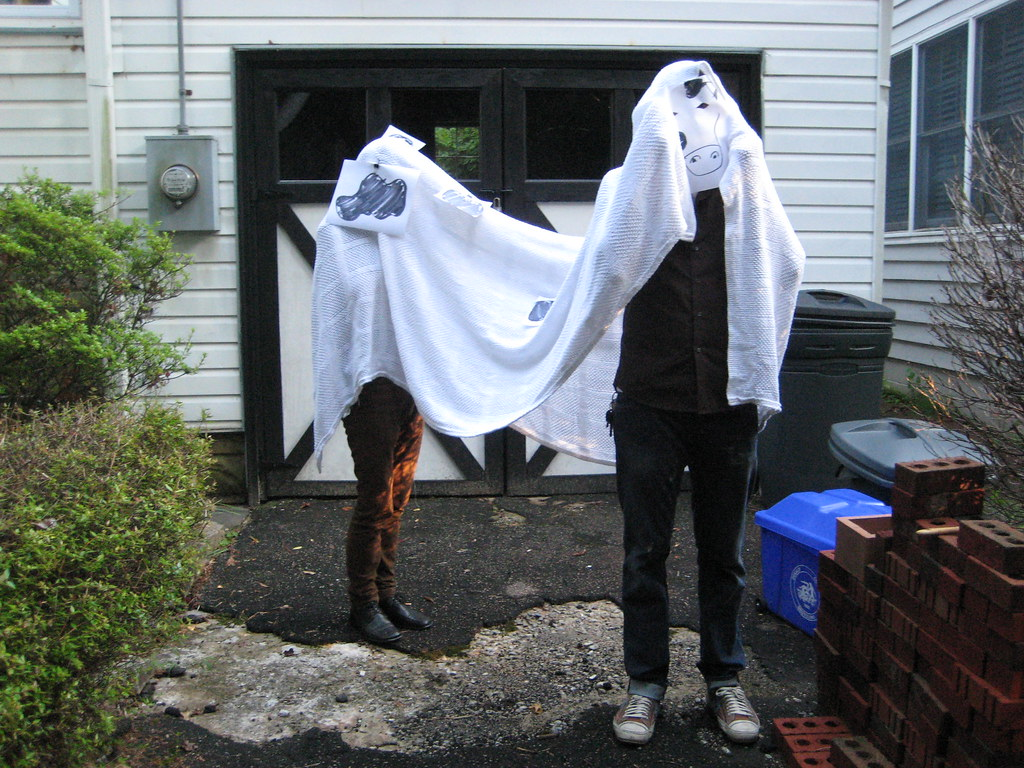 Ghost Cow