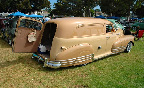 1948 Chevy Panel Truck Flickr Photo Sharing