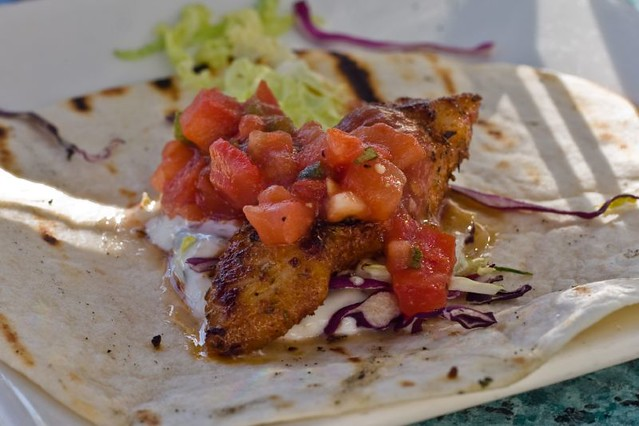 Blackened fish taco happy hour at elliott 39 s oyster house for King s fish house happy hour