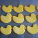 Duck cookies!