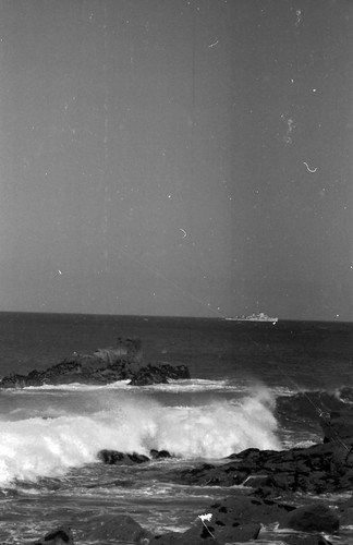 0602 Waves on Saint Ives Island