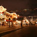 Main Street at Christmastime