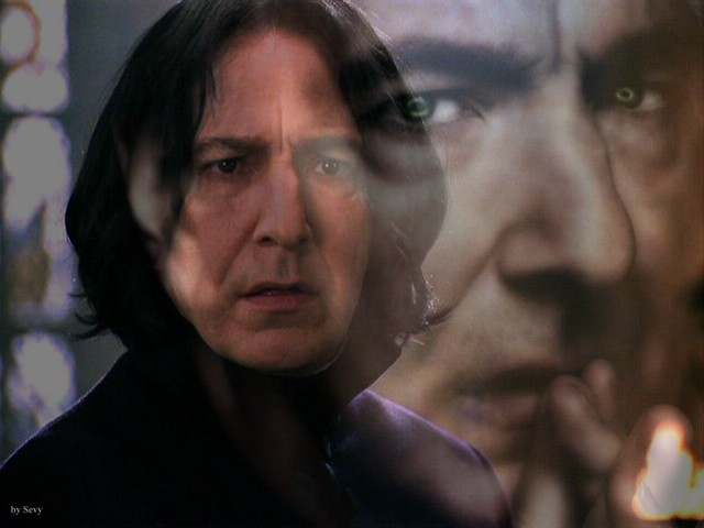 Image result for harry potter snape