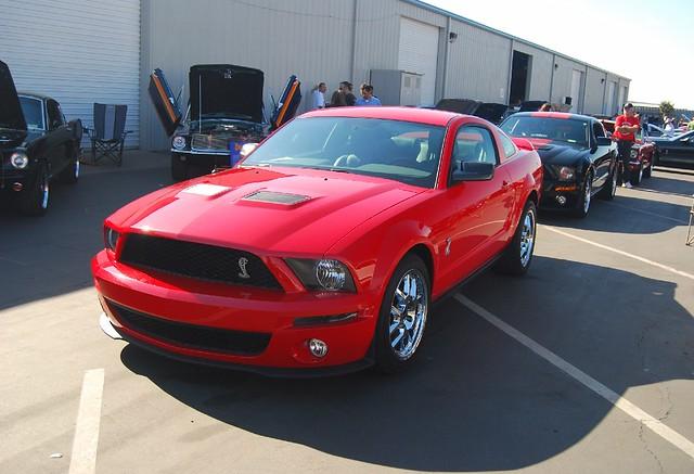 Stockton Car Show