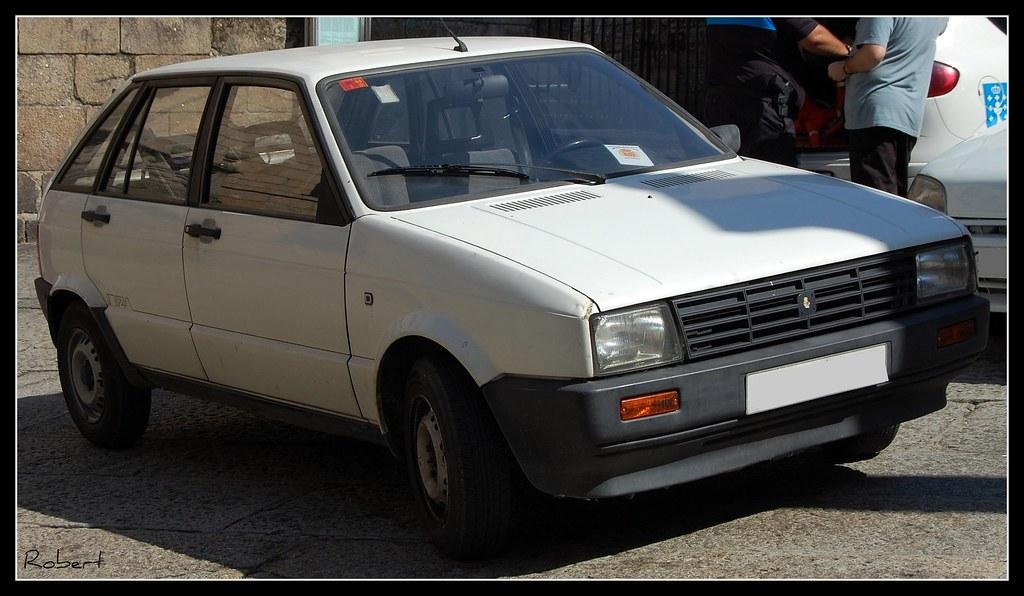 1988 Seat Ibiza Seat Ibiza De 1988 Robert
