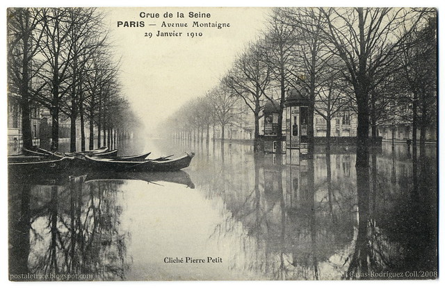 paris under the waters avenue montaigne january 29th 19 flickr. Black Bedroom Furniture Sets. Home Design Ideas