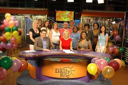 Cast Crew Amp Staff Of The Daily Buzz Full Sail