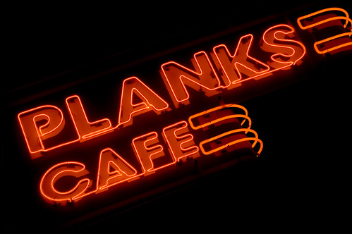 Planks Cafe | by GmanViz