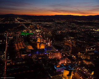 The Las Vegas Strip | by duncandavidson