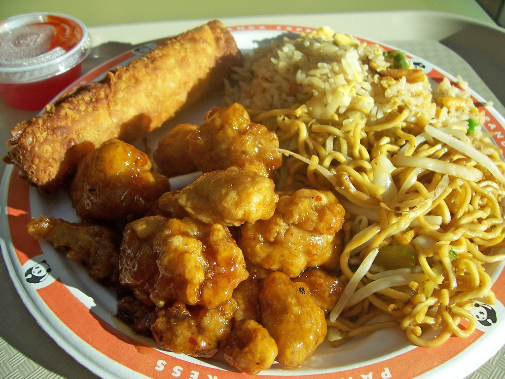 how to cook orange chicken with panda express sauce