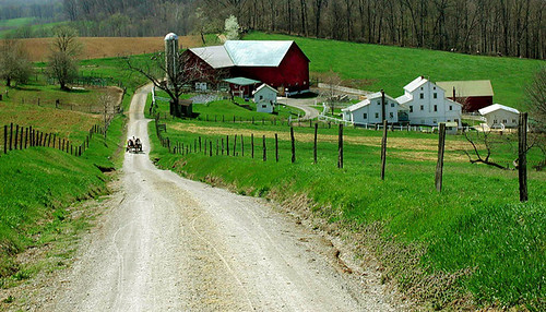 Amish Farm, Charm, Ohio | by budderflyman