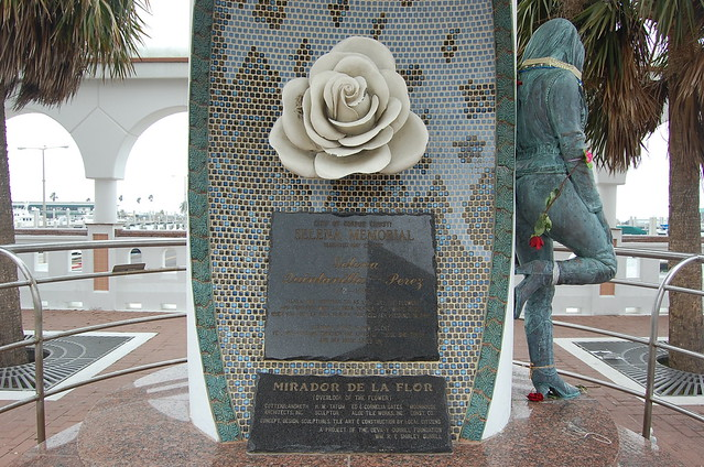 Selena Memorial Corpus Christi Texas Flickr Photo Sharing
