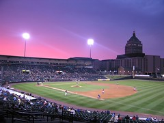 Sunset @ Frontier Field | by johnwberndt