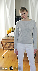 Chic Knits Basic Chic Pulli | by Bonne Marie