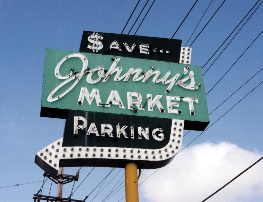 Johnny 39 s in the daytime johnny 39 s market sappington mo for Johnny s fish market