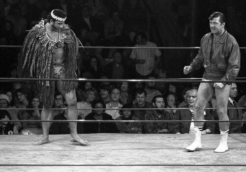 Image result for jimmy snuka portland wrestling portland, oregon