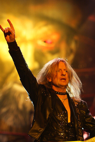 Judas Priest - K.K. Downing | by Kevin Baldes