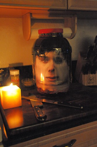 Head in a jar flickr photo sharing for Heads in jar