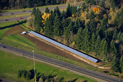 Aerial view looking west | by OregonDOT