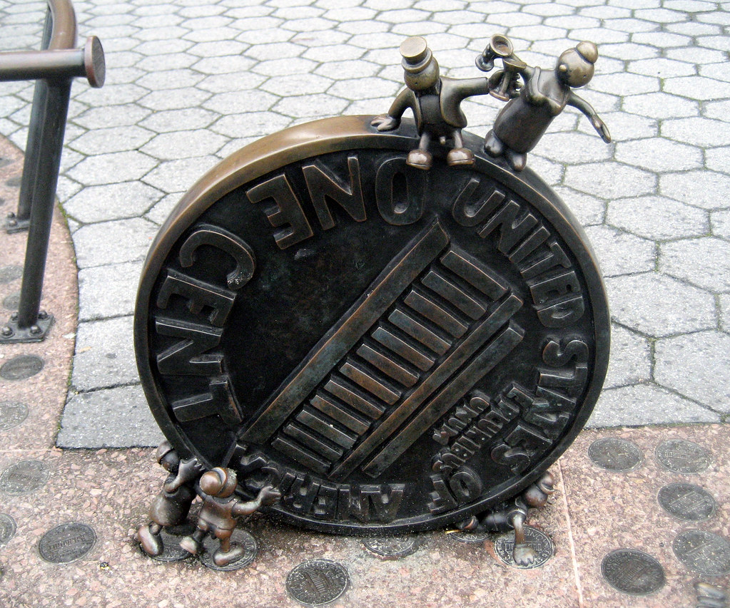 The real world tom otterness nelson a rockefeller for 41 river terrace new york ny 10282