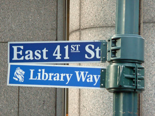 Library Way -- East 41st Street | by ATIS547