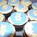 Baby Bear Shower Cupcakes