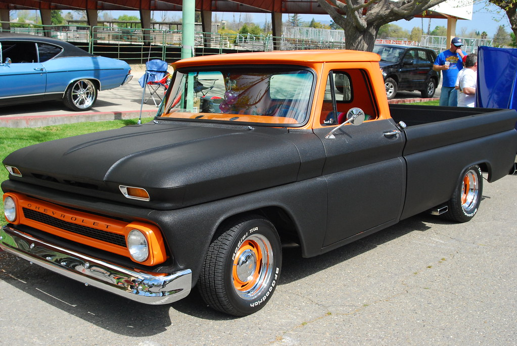1965 Chevrolet Pickup Custom This Truck Was Sweet The