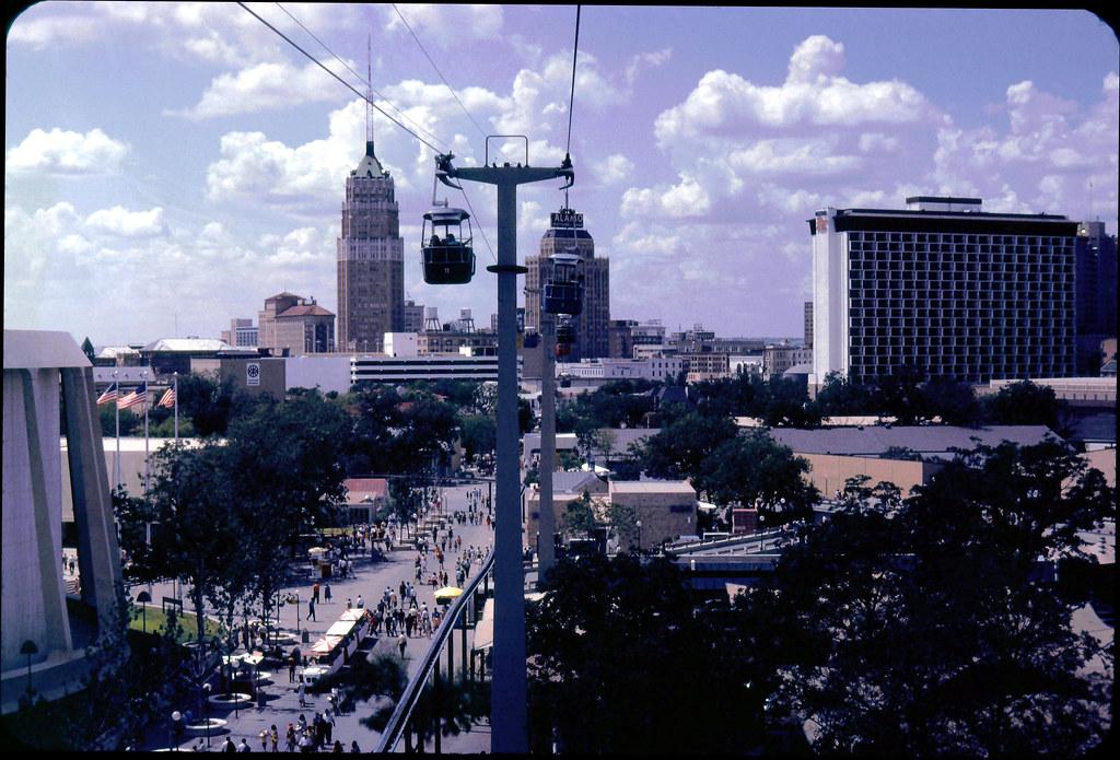 Hemisfair San Antonio Texas 1968 08 06 1968 11 19