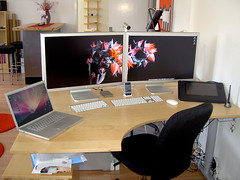 New Silly Mac setup 2 | by michaelbystrom