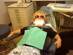Caleb at the Dentist | by El Tuercas
