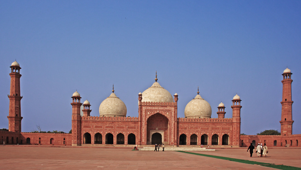 New Zealand Mosque Wikipedia: The Badshahi Masjid (Urdu: بادشاھی مسجد
