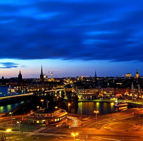 hora Suecia