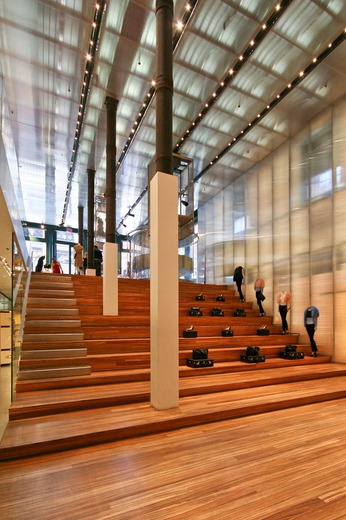 prada flagship store rem koolhaas and oma 40 million