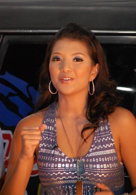 Jennifer Lee Viva Hot Babes  Smx 2008 Auto Salon  Alvin -4603