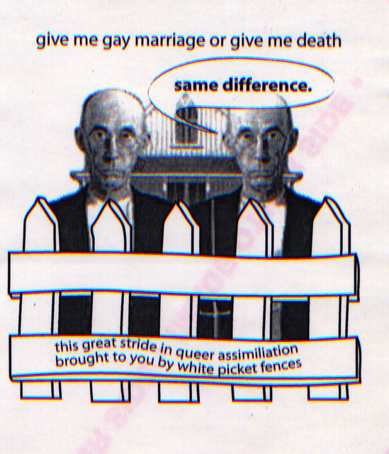 Gay marriage?! give me YOUR opinion, ?