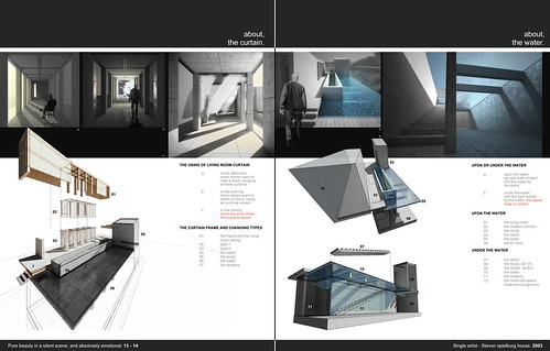 Architecture portfolio 13 14 flickr photo sharing for Indesign interior