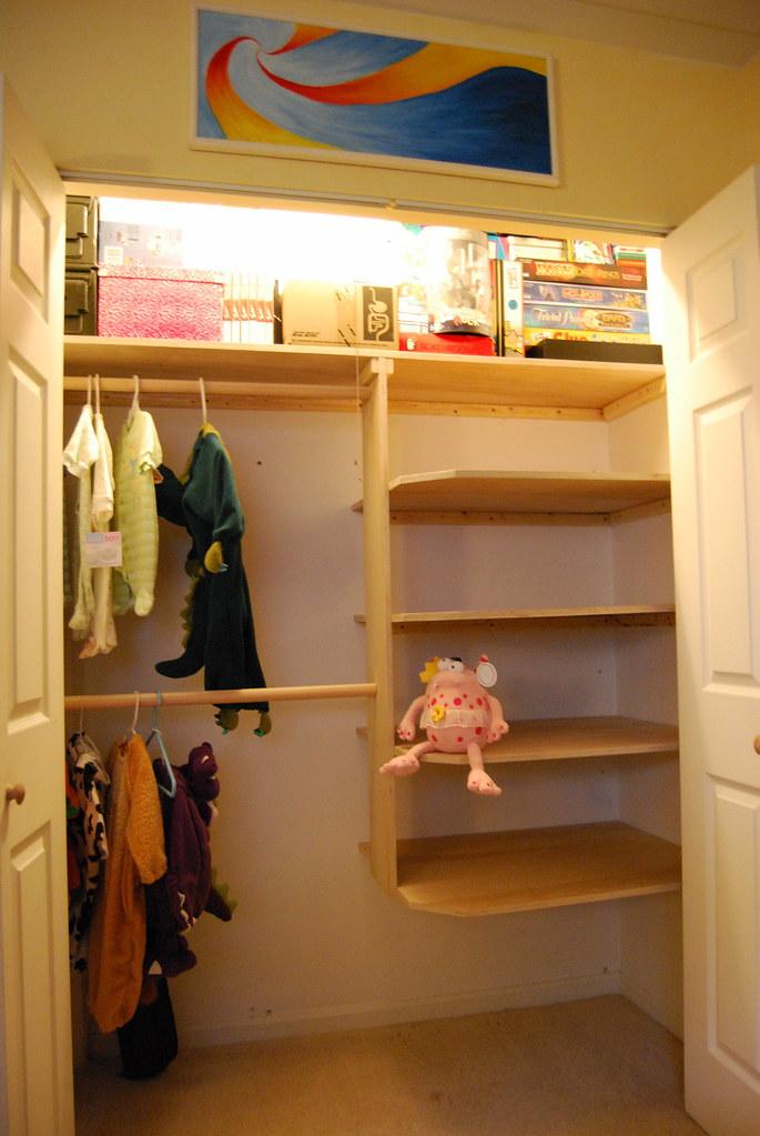 Homemade Closet Organizer 015   Homemade Closet Organizer ...