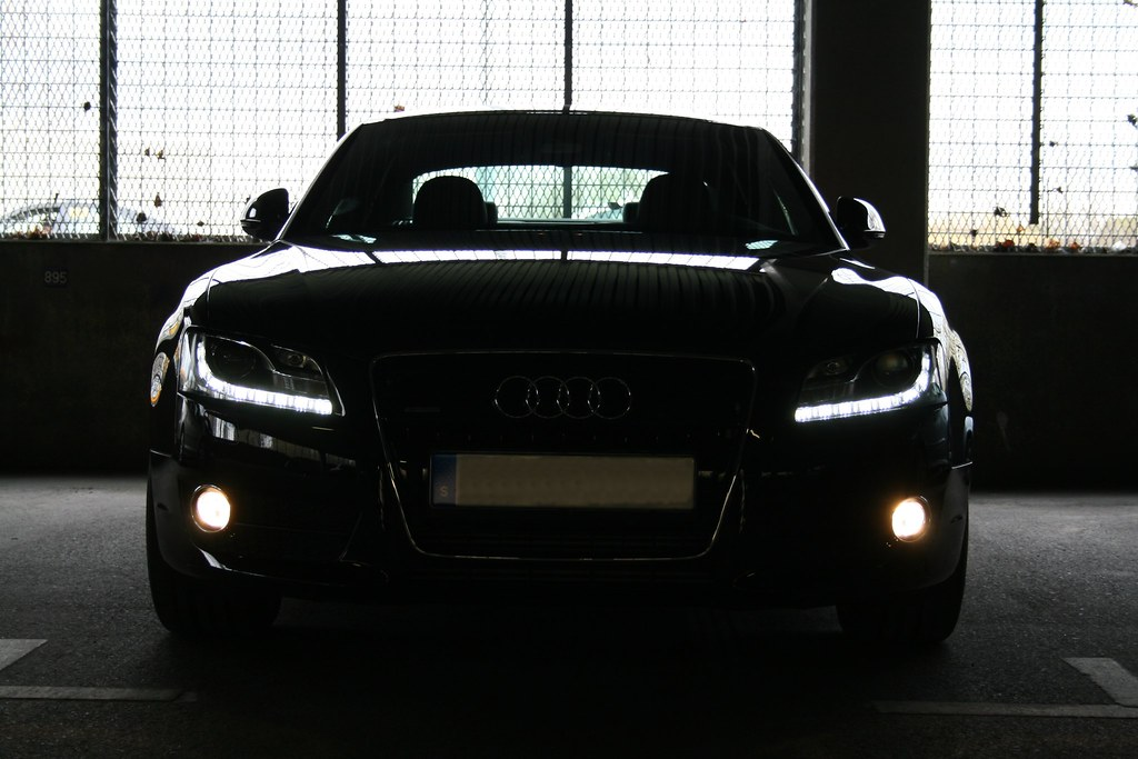 Audi A5 Led Headlights My Audi A5 3 0 Tdi Quattro S Line