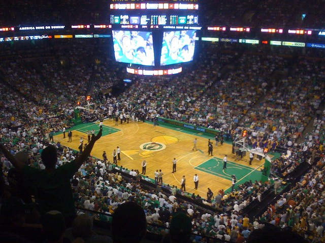 Boston Celtics vs LA Lakers Game 2 2008 NBA Finals   Flickr