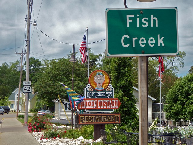 Not yet licked flickr photo sharing for Fish creek wi weather