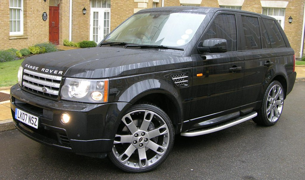 Range Rover Sport Hst 4 2 V8 Supercharged This Car Is
