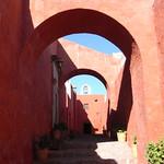 Peru, Arequipa, Monasterio de Santa Catalina