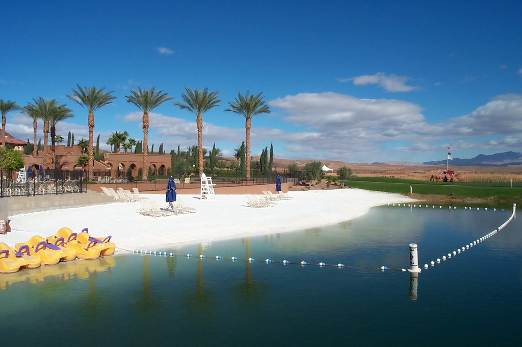 Lake Las Vegas Beach Resort | beach resort in the Las ...