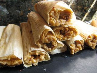 making tamales | by katbaro