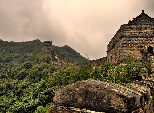 Great Wall (HDR) | by EdZa