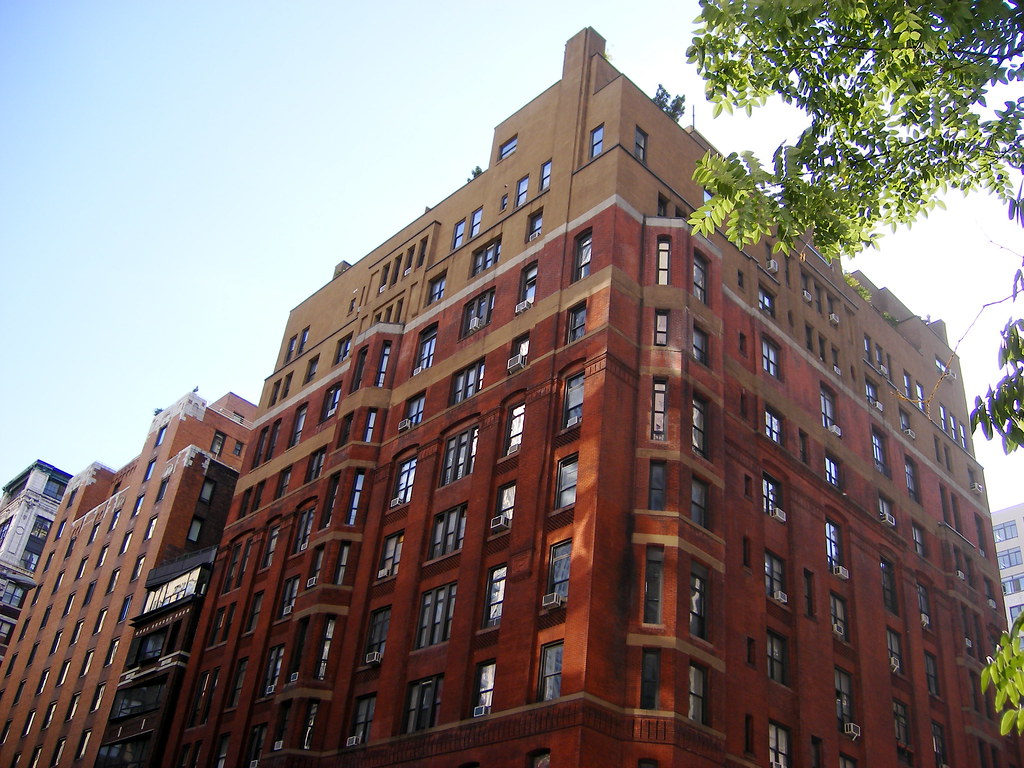 Oldest Standing Apartment Building In Nyc Madison Avenue