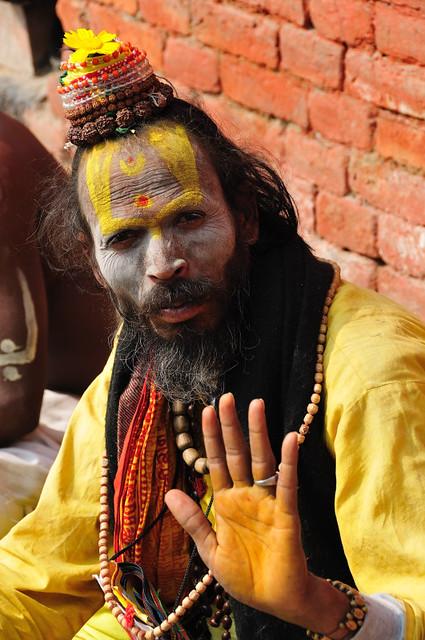 Indian Priest - 0DSC_8...