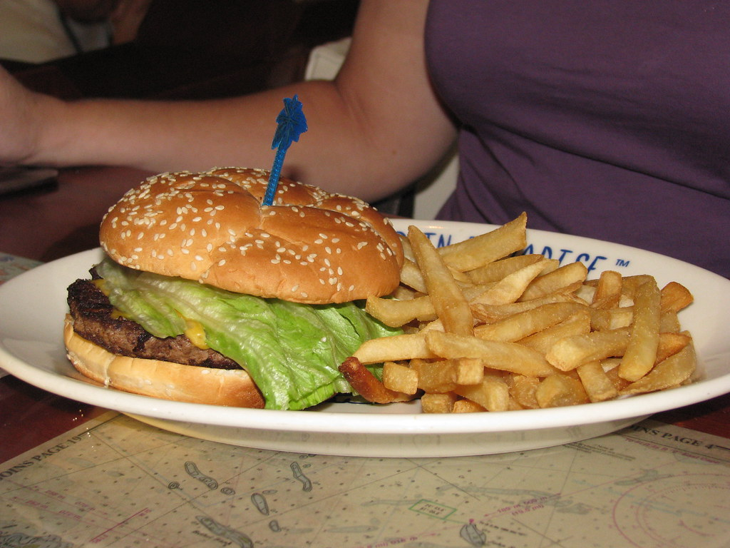 Cheeseburger In Paradise Myrtle Beach Happy Hour