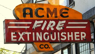 Acme Fire Extinguisher Co. | by Dan Knauss